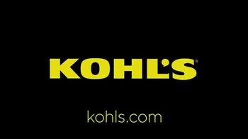 Kohl's Black Friday Deals TV Spot, 'Amazon Tablet, Echo Show and Shark' - Thumbnail 1