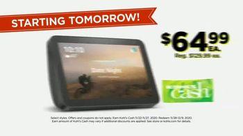 Kohl's Black Friday Deals TV Spot, 'Amazon Tablet, Echo Show and Shark' - Thumbnail 8