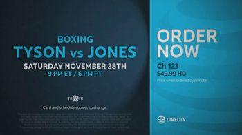 DIRECTV TV Spot, 'Legends Only League Boxing: Tyson vs. Jones' - Thumbnail 10