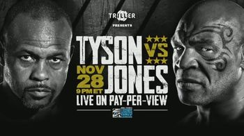 DIRECTV TV Spot, 'Legends Only League Boxing: Tyson vs. Jones' - Thumbnail 9