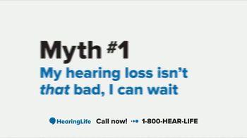 HearingLife TV Spot, 'Mythbuster'