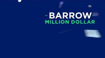 Barrow Million Dollar Raffle TV Spot, 'Every Ticket Tells a Story' - Thumbnail 10