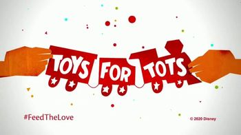 Marine Toys for Tots TV Spot, 'Disney XD: Joy'