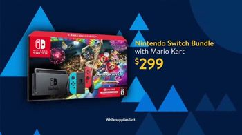 Walmart Black Friday TV Spot, 'Deals for Days: Nintendo Switch Bundle' - Thumbnail 6