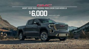 2020 GMC Sierra TV Spot, 'Jaw Drop: Bear' [T2] - Thumbnail 8