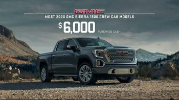 2020 GMC Sierra TV Spot, 'Jaw Drop: Bear' [T2] - Thumbnail 9
