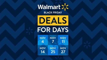 Walmart Black Friday Deals for Days TV Spot, 'Nintendo Switch con Mario Kart' [Spanish] - Thumbnail 3