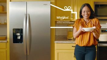 Lowe's TV Spot, 'Home for the Holidays: Whirlpool Appliances: $700' - Thumbnail 4