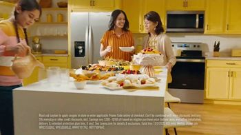 Lowe's TV Spot, 'Home for the Holidays: Whirlpool Appliances: $700' - Thumbnail 6