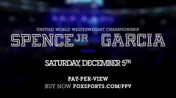 Premier Boxing Champions TV Spot, 'Spence Jr. vs. Garcia' - Thumbnail 8