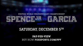Premier Boxing Champions TV Spot, 'Spence Jr. vs. Garcia' - Thumbnail 9