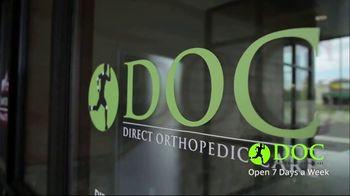 Direct Orthopedic Care TV Spot, 'Imagine' - Thumbnail 6