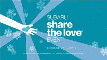 Subaru Share the Love Event TV Spot, 'Hometown Faces' [T1] - Thumbnail 10