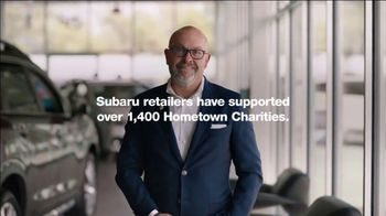 Subaru Share the Love Event TV Spot, 'Hometown Faces' [T1] - Thumbnail 7