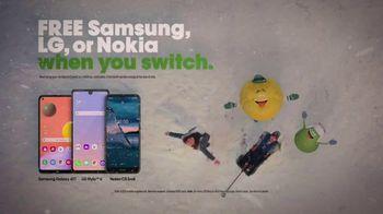 Cricket Wireless TV Spot, 'Holidays: Snowflake' - Thumbnail 10