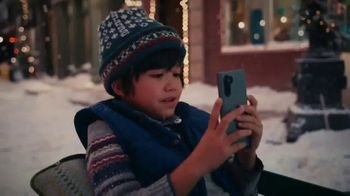 Cricket Wireless TV Spot, 'Holidays: Snowflake'