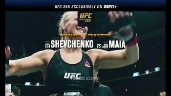 ESPN+ TV Spot, 'UFC 255: Shevchenko vs. Maia' - Thumbnail 9