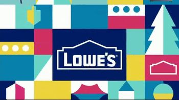 Lowe's Season of Savings Event TV Spot, 'Home for the Holidays: Stylish Gifts' - Thumbnail 10