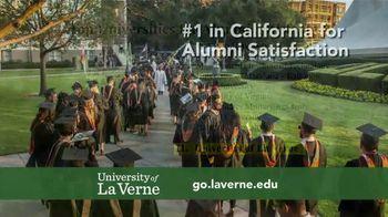 University of La Verne TV Spot, 'Better Job' - Thumbnail 4