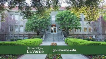 University of La Verne TV Spot, 'Better Job' - Thumbnail 1