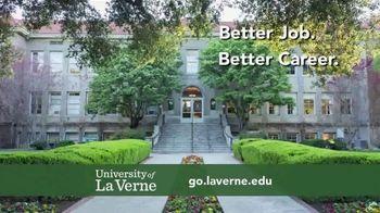 University of La Verne TV Spot, 'Better Job' - Thumbnail 2