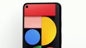 Google Pixel 5 TV Spot, 'Extra seguro' [Spanish] - Thumbnail 1