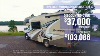 La Mesa RV TV Spot, 'Discounted; 2021 Thor Motor Coach Quantum' - Thumbnail 6