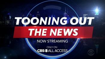 CBS All Access TV Spot, 'Tooning Out the News' - Thumbnail 10
