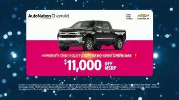 AutoNation TV Spot, 'The New Year Starts Now: 2020 Silverado 1500'