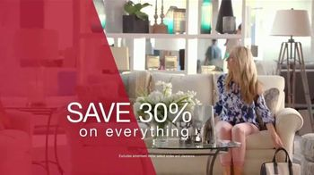 La-Z-Boy Black Friday Sale TV Spot, 'Too Big for One Day: Save 30% on Everything' - Thumbnail 8