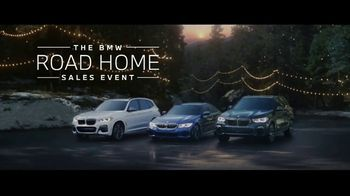 BMW Road Home Sales Event TV Spot, 'Light Your Way Home' Song by Bloom & The Bliss  [T1] - Thumbnail 6