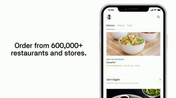 Postmates TV Spot, 'Sign up in Seconds: Free Delivery' - Thumbnail 7