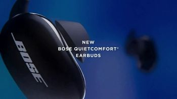 Bose QuietComfort Earbuds TV Spot, 'Feel It All' Song by Super Duper - Thumbnail 10
