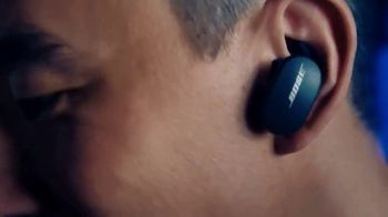 Bose QuietComfort Earbuds TV Spot, 'Feel It All' Song by Super Duper - Thumbnail 5