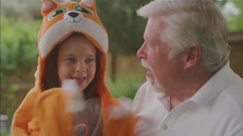 Comfy Critters TV Spot, 'Wearable Stuffed Animal'