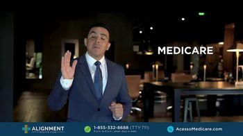 Alignment Healthcare TV Spot, 'Llame ahora y se lleva una mascarilla gratis' [Spanish]