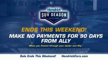 Hendrick Automotive Group SUV Season Sales Event TV Spot, 'It's Back' - Thumbnail 10