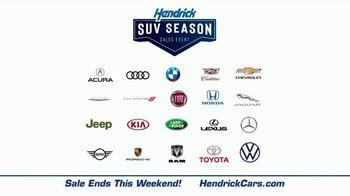 Hendrick Automotive Group SUV Season Sales Event TV Spot, 'It's Back' - Thumbnail 5