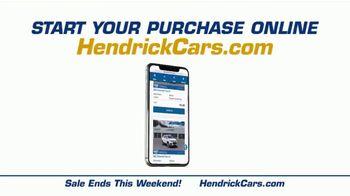 Hendrick Automotive Group SUV Season Sales Event TV Spot, 'It's Back' - Thumbnail 8