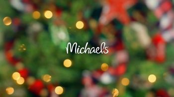 Michaels TV Spot, 'Holidays: 40% Off Floral and Decor' - Thumbnail 1