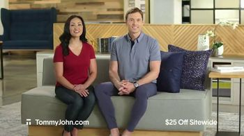Tommy John TV Spot, '$25 Off Sitewide' - Thumbnail 1