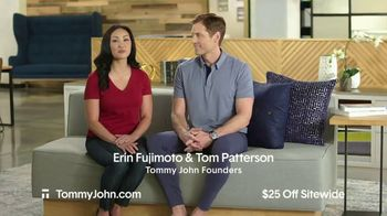 Tommy John TV Spot, '$25 Off Sitewide' - Thumbnail 2