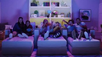 Lovesac Sactionals TV Spot, 'Our Showrooms Are Open' Song by Forever Friends
