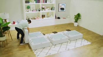 Lovesac Sactionals TV Spot, 'Our Showrooms Are Open' Song by Forever Friends - Thumbnail 4