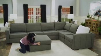 Lovesac Sactionals TV Spot, 'Our Showrooms Are Open' Song by Forever Friends - Thumbnail 6