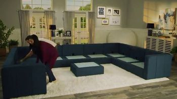 Lovesac Sactionals TV Spot, 'Our Showrooms Are Open' Song by Forever Friends - Thumbnail 9