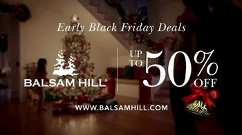 Balsam Hill Early Black Friday Deals TV Spot, 'This Tree: Up to 50%' - Thumbnail 9