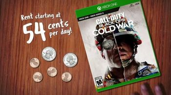 GameFly.com TV Spot, '54 & 77 Cents: Call of Duty: Cold War'