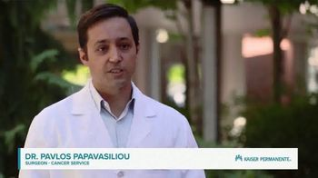 Kaiser Permanente TV Spot, 'Safe Cancer Care During the Pandemic' - Thumbnail 1