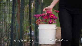 Kaiser Permanente TV Spot, 'Great Choice' - Thumbnail 4